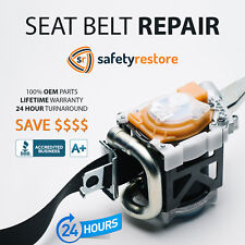 For CADILLAC DUAL STAGE SEAT BELT REPAIR - PRETENSIONER FIX - SAFETY RESTORE