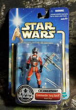 STAR WARS CELEBRATION II COMMANDER JORG SACUL REBEL PILOT ACTION FIGURE B42