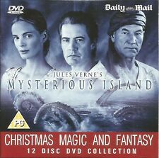 MYSTERIOUS ISLAND - CHRISTMAS MAGIC & FANTASY - DAILY MAIL PROMO DVD