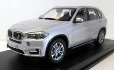 Voitures, camions et fourgons miniatures argentés X5 BMW