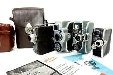 Bauer 88B 88F Filmkamera CINE Kodak 8mm MOD 60 KMZ Ekran ji109