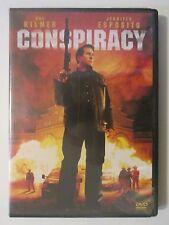 Conspiracy Val Kilmer Jennifer Esposito Widescreen Dvd