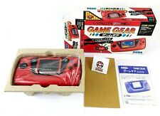 Console Game Gear Red Edition Sega System Japan