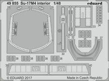 Eduard 1/48 Sukhoi Su-17M4 Intérieur # 49855