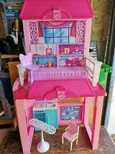 Barbie House And Some Furniture Job Lot, Mattel