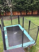 Olympus Pro XHD 10x17 ft Rectangle Trampoline