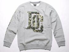 DC Shoes Hof Crew Sweatshirt (XL) Gray
