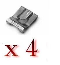 neu 4 x SICHERUNGSKLAMMER RENAULT MASTER II SAAB 9-3 9-5 900 II Auspuff Halter