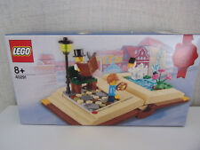 Lego 40291 Creative Storybook Hans Christian Andersen - NEU & OVP