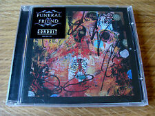 CD Album: Funeral For A Friend : Conduit : Sealed & SIGNED