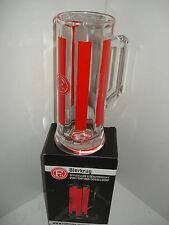 Sonderpreis ! Bierkrug Glas Fortuna Düsseldorf Fussball Fanartkel