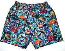 New PAUL & SHARK YACHTING Navy Blue Swim Trunks Shorts Size L-4XL