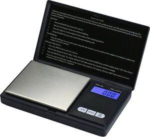 Digital Scale 0.01g X 100g Jewelry Gold Coin Grain Gram Pocket Size Herb Mini Uk