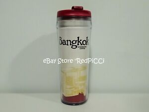 Starbucks THAILAND City Tumbler (BANGKOK) - 12 oz  + Gift Bag