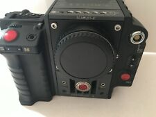 Red Scarlet MX  5K Cinema Camera Kit Canon & Pl Mounts  side handle 2x128ssd Xlr
