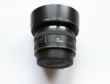 Canon EF 35mm f2 mit Zubehör  | 1 Jahr Gewährleistung | Rechnung