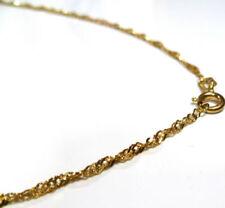 Collares y colgantes de joyería de metales preciosos sin piedras de oro amarillo no aplicable oro