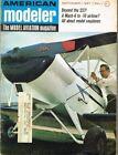 AMERICAN MODELER September 1967  Magazine SST Mach 6/10 Airliner