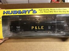 New ListingHo Scale Hubert's P&Le Covered Coil Steel Mill Gondola Pittsburgh Lake Erie Cr