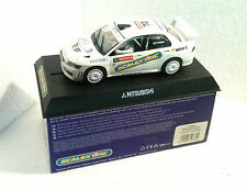 qq C2682 Scalextric Uk Mitsubishi Lancer Evo7 Wrc scalextric Collectors Club '05