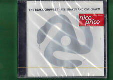 THE BLACK CROWES - THREE SNAKES AND ONE CHARM CD NUOVO SIGILLATO