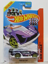 HOT WHEELS 2014 HW RACE SUPER BLITZEN FACTORY SEALED