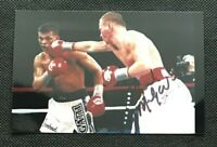 """MICKY IRISH WARD Boxing Legend """"The Fighter"""" Auto Autographed Signed 4x6 Photo 4"""