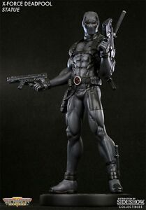 BOWEN DESIGNS DEADPOOL X-FORCE STATUE X-MEN Sideshow Bust FIGURE KUCHAREK BROS