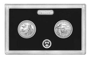 2021 S Tuskegee Airmen/Washington Crossing 999 Silver Quarter Proofs