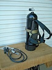 Catalina S80 Aluminum Scuba Diving Tank w/ Sherwood Scuba 5000 + Regulator Gear