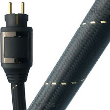hi-end Audio PerfectWave AC-12 AC12 Audiophile Power cable EU Version 2m