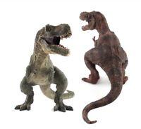 Tyrannosaurus Rex Dinosaur action figure toy model Jurassic World T-Rex monster