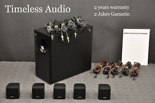 Bose Acoustimass 6 Series II Schwarz, Dolby Surround Anlage Series II (2)
