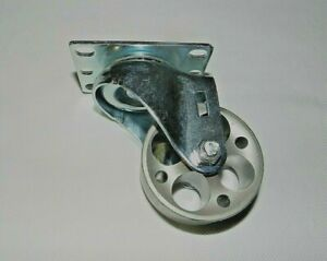 Replacement caster for Transmission jacks or Engine cranes -heavy duty