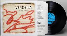 """VERDENA CANOS EP VINILE EP 10"""" NUOVO SIGILLATO"""