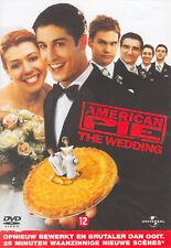 AMERICAN PIE THE WEDDING - JASON BIGGS - DVD - SEALED