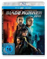 BLADE RUNNER 2049 (Ryan Gosling, Harrison Ford) Blu-ray 3D + Blu-ray Disc NEU