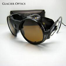 Vuarnet Polarized 428 Glacier Sunglasses Climbing Mountaineering Shield Glasses