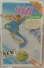Pro Ski Sim (Codemaster 1987) Amstrad Schneider CPC (Tape) (Game, Box, Manual)