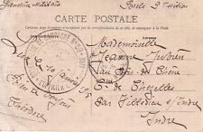 COTE D'OR - DIJON - BOULANGERIE DE CAMPAGNE N°50 * L'OFFICIER GESTIONNAIRE * 10-