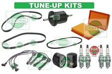 TUNE UP KITS for 01-05 ACCENT: SPARK PLUGS WIRE SET BELTS; AIR FUEL & OIL FILTER