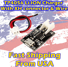 Lithium Li-Ion Battery TP4056 Charging Module Board Charger micro USB &  XH
