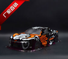 RC Racing Custom Painted Car Body Shell 1/10 scale On-Road Drift Car body 17