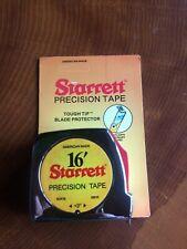 Starrett 16 ft Tape Measure New