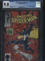 Amazing Spider-Man #291 CGC 9.8 black costume appearance 1987