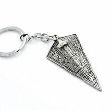 Porte Clés NEUF En Métal ( Keychain ) - Star Wars Destroyer Stellaire