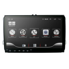 "9""Android 9.0 Car DAB+ Radio Stereo no-DVD Player GPS Multimedia Wifi 4G fit VW"