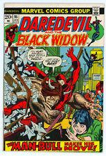 JERRY WEIST ESTATE: DAREDEVIL #95 (Marvel 1973) FN condition NO RES