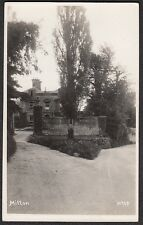 MILTON, Village Scene,  Real Photo -  Any Ideas which one ????