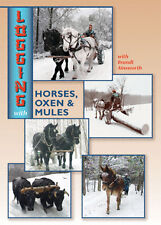 Dvd Logging With Horses, Oxen & Mules-Brandt Ainsworth